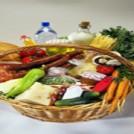Basket of food resize