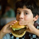 boy with burger resize