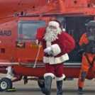 Santa helicopter R