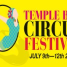 Temple bar circus logo R