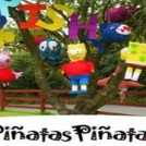 Pinatas Kids Party Game