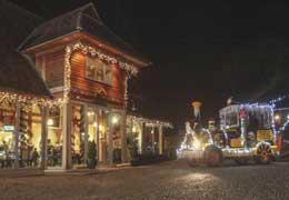 Visit Santa At Castlecomer Discovery Park