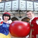 The Gaiety Theatre's Christmas pantomime Snow White and The Seven Dwarfs