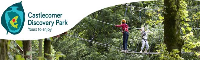 Family Outdoor Activities At The Castlecomer Discovery Park In Kilkenny