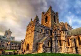 """Christ Church Cathedral in Dublin"""