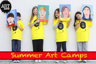 """Artzone Summer camps for kids"""
