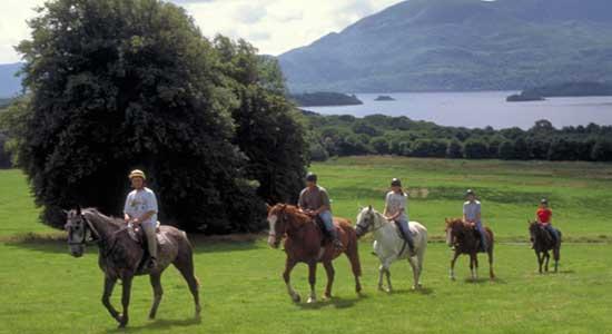 """Killarney Riding Stables Kerry"""