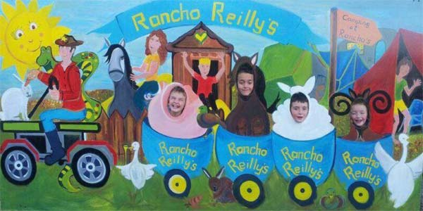 """""""Rancho Reilly Pet Farm and Activity Centre in Carlow"""""""