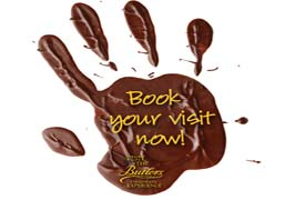 """Butlers Chocolate Experience Online Booking"""