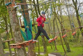 """Castlecomer Discovery Park Activities"""