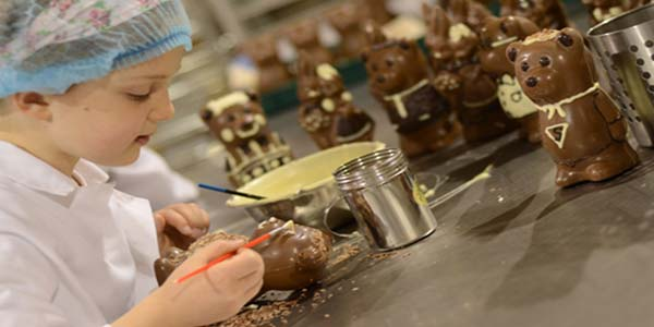 """Butlers Chocolate Experience in Dublin, Ireland"""