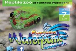 """""""Reptile Village Zoo @ Funtasia Waterpark Drogheda"""""""