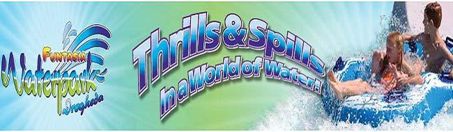 """""""Funtasia Waterpark Birthday Party Venue"""""""