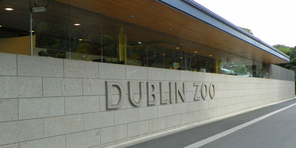 """Dublin Zoo in the Phoenix Park"""