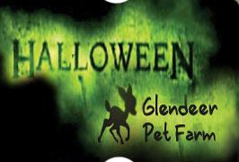 """""""Halloween Event in Glendeer Pet Farm"""