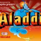 """Aladdin Olympia Theatre Christmas Panto"""