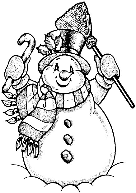 christmas coloring pages snowman - christmas colouring pages free to print and colour