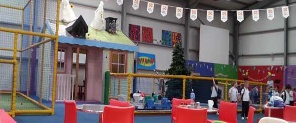 """""""Run Amuck, Children's Indoor Play and Party Centre Waterford"""""""
