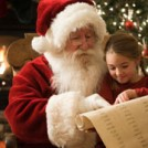 """Visit Santa At Butlers Chocolate Experience"""