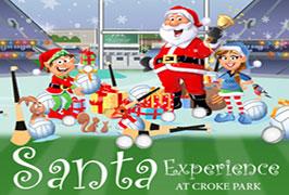 """Santa Experience at Croke Park"""