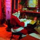 """Visit Santa at Rancho Reilly"""