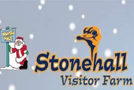 """Santa At Stonehall Visitor Farm & Wildlife Park"""
