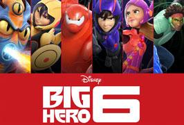 """Big Hero 6 Movie Trailer"""