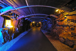 """Tunnell At Arigna Mining Experience"""