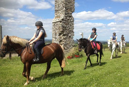 """""""Coolmine Equestrian Centre for Horse Riding in Dublin"""""""
