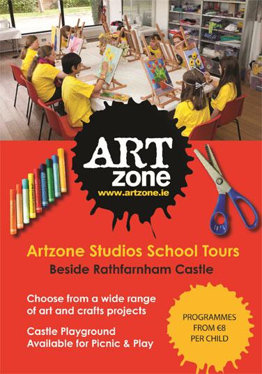 """""""Artzone Studios School Tour Dublin"""""""