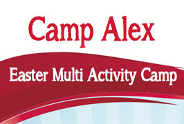 """""""Easter Multi Activity Camp For Kids"""""""