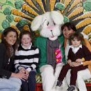"""Easter Bunny in Dunnes Stores"""
