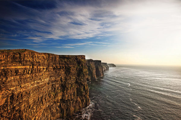 """Cliffs of Moher Visitor Experience in Clare"""
