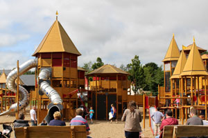 """Family Fun in Tayto Park"""