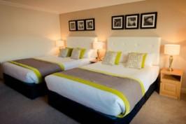 """Glenroyal Hotel Family Room"""