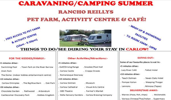 """""""Camping At Rancho Reilly"""""""