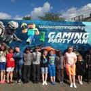 """Gaming Party Van in Dublin"""
