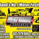 """Heatwave Motorshow at Fairyhouse Racecourse Meath"""