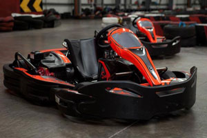 """Karting in Puddenhill"""