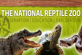 """""""The National Reptile Zoo"""""""