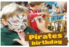"""A Pirate Birthday Party"""