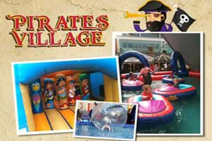 """Pirates Village at Liffey Valley Shopping Centre"""
