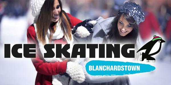 """""""Ice Skating Blanchardstown in Dublin"""""""