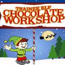"""Christmas Elf Chocolate Workshop"""