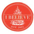 """I BELIEVE Christmas"""