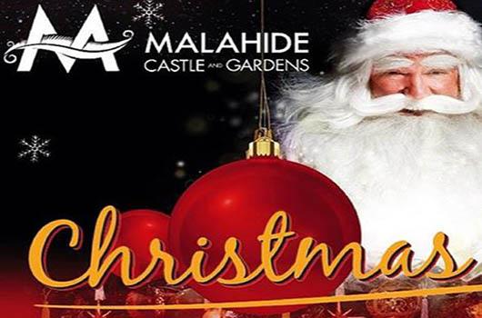"""Malahide Castle Christmas Experience"""