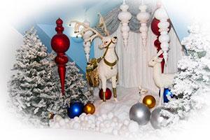 """Tayto Park Christmas Winter Wonderland"""