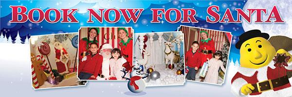 """""""Visit Santa This Christmas In Tayto Park"""""""