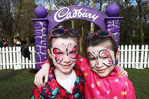 """Cadbury Easter Egg Hunt for Barnardos"""