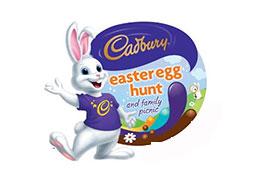 """Cadbury Easter Egg Hunt"""